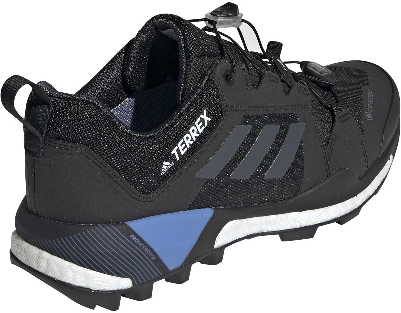 adidas TERREX Skychaser XT Gore Tex Wandelschoenen Dames, core blackgrey fourreal blue
